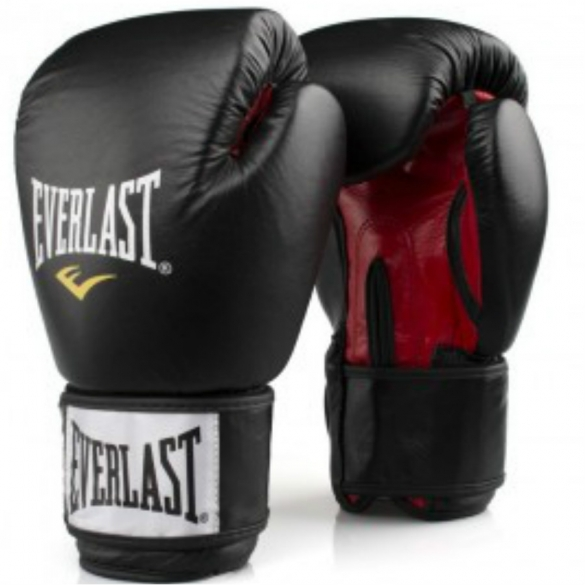 Everlast  Fighter Boxing Gloves zwart  402593